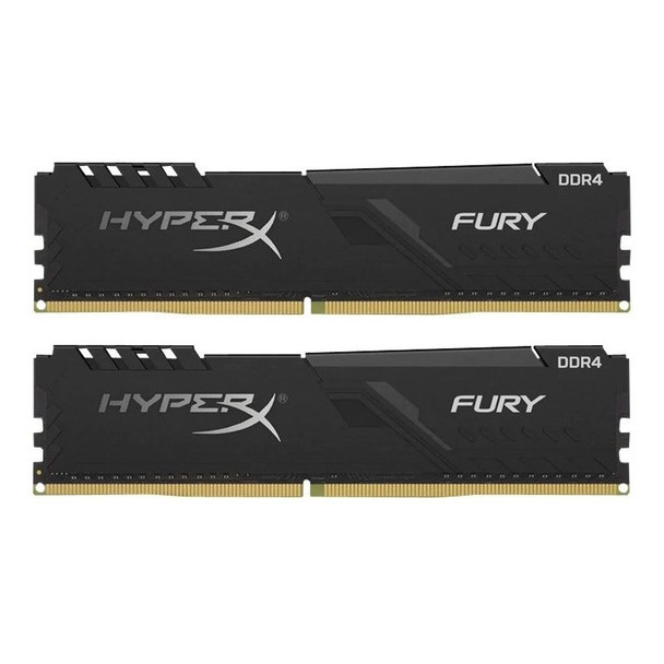 Image for Kingston HyperX FURY 64GB (2x 32GB) DDR4 3200MHz Memory AusPCMarket
