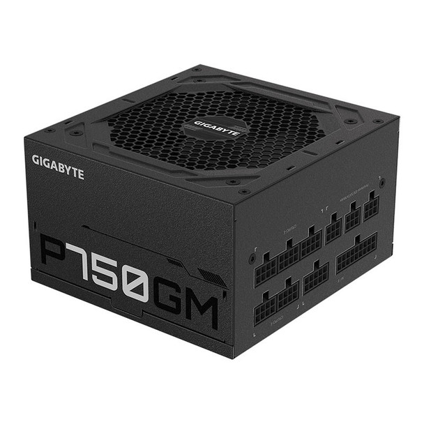 Image for Gigabyte GP-P750GM 750W 80+ Gold Fully Modular Power Supply AusPCMarket