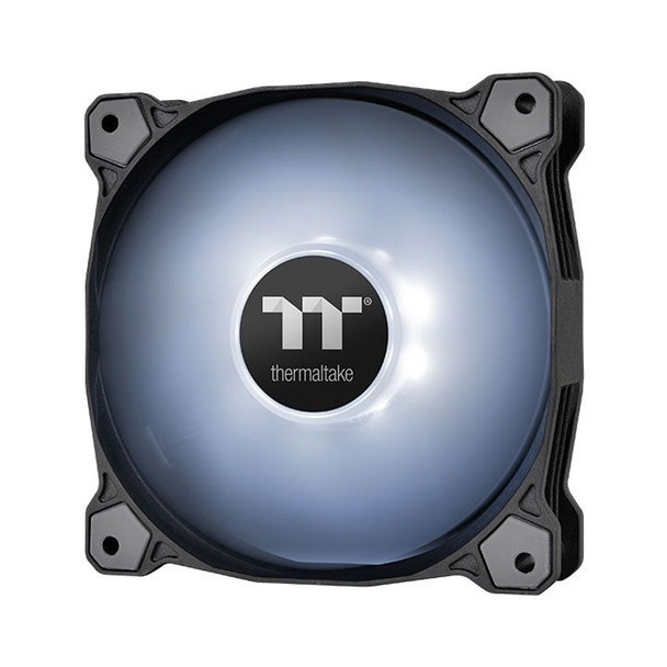 Image for Thermaltake Pure A14 140mm LED Radiator Fan - White AusPCMarket