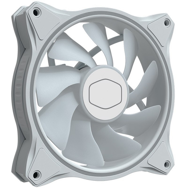 Cooler Master MF120 Halo ARGB 120mm Case Fan - White Edition Product Image 3