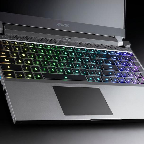 Gigabyte AORUS 15P KB 15.6in 144Hz Gaming Laptop i7-10750H 16GB 512GB RTX2060 W10 Product Image 7