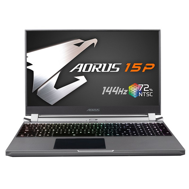 Image for Gigabyte AORUS 15P WB 15.6in 144Hz Gaming Laptop i7-10750H 16GB 512GB RTX2070 W10 AusPCMarket