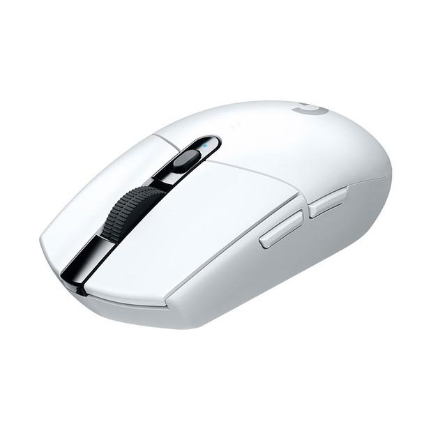 Image for Logitech G305 LIGHTSPEED Wireless Gaming Mouse - White AusPCMarket