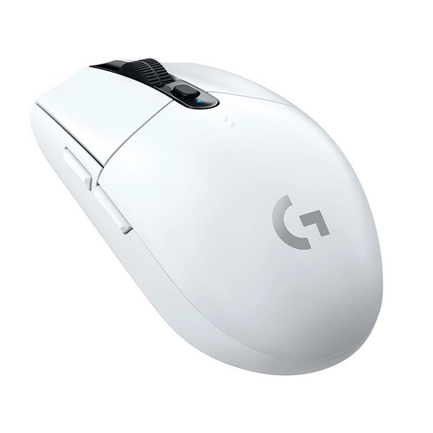Logitech G305 LIGHTSPEED Wireless Gaming Mouse - White Product Image 2