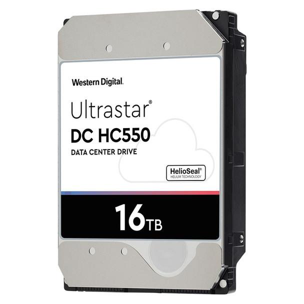 Image for Western Digital WD Ultrastar DC HC550 16TB 3.5in 512e/4Kn SATA 7200RPM Hard Drive 0F38462 AusPCMarket