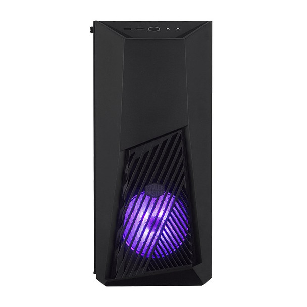 Cooler Master MasterBox K501L RGB Tempered Glass Mid-Tower ATX Case - Black Product Image 5
