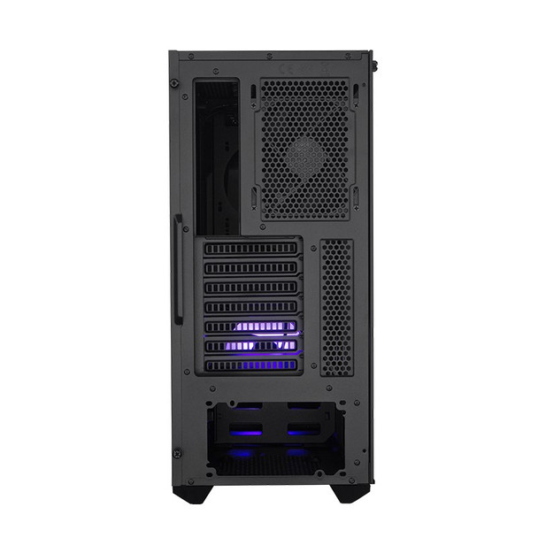 Cooler Master MasterBox K501L RGB Tempered Glass Mid-Tower ATX Case - Black Product Image 6
