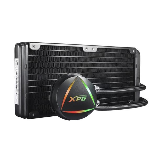 Adata XPG Levante 240 ARGB LED 240mm All-in-One Liquid CPU Cooler Product Image 2