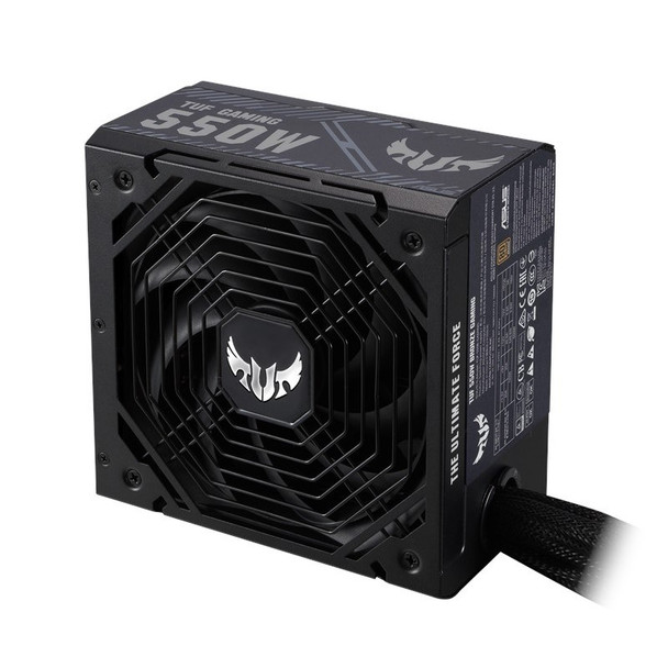 Asus TUF Gaming 550W 80+ Bronze Non Modular Power Supply Product Image 9