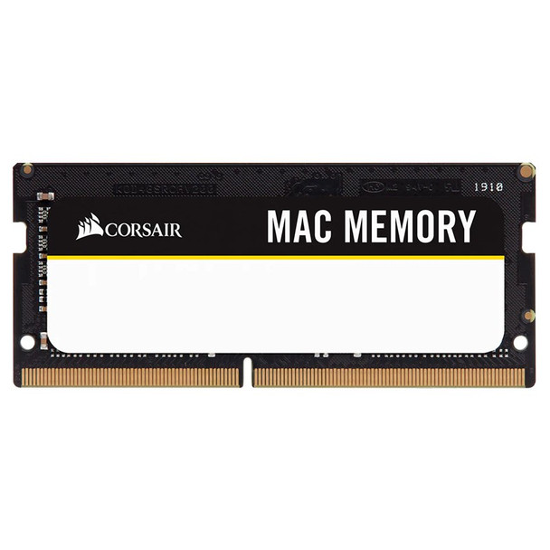 Corsair 32GB (2x 16GB) DDR4 2666MHz SODIMM C18 Memory for Mac Product Image 3