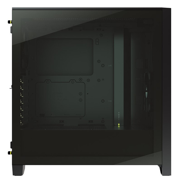Corsair 4000D Airflow Tempered Glass Mid-Tower ATX Case - Black Product Image 5