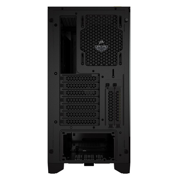 Corsair 4000D Tempered Glass Mid-Tower ATX Case - Black Product Image 2