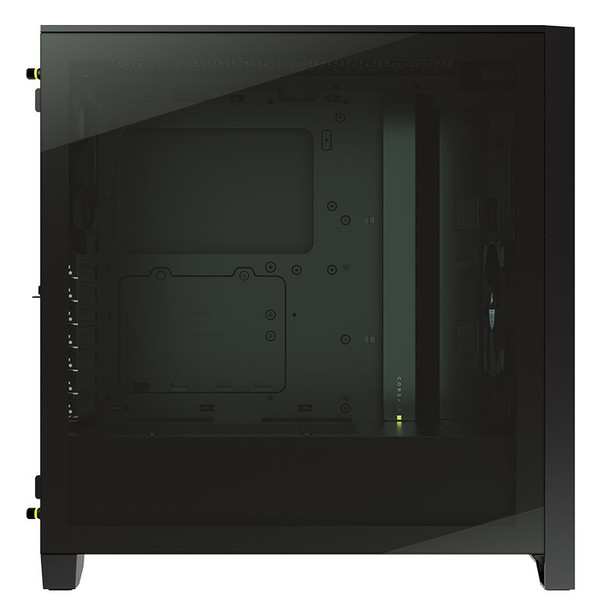 Corsair 4000D Tempered Glass Mid-Tower ATX Case - Black Product Image 5