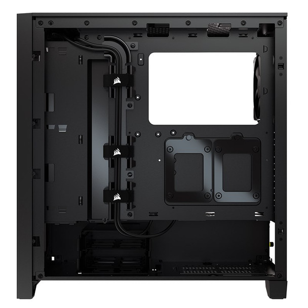 Corsair 4000D Tempered Glass Mid-Tower ATX Case - Black Product Image 7