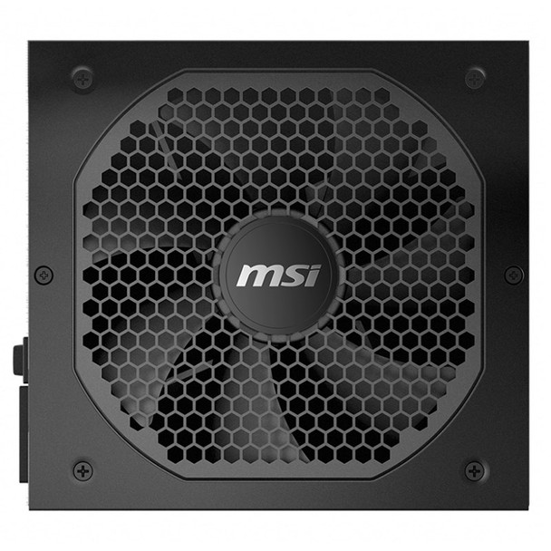 MSI MPG A750GF 750W 80+ Gold Fully Modular ATX Power Supply Product Image 5