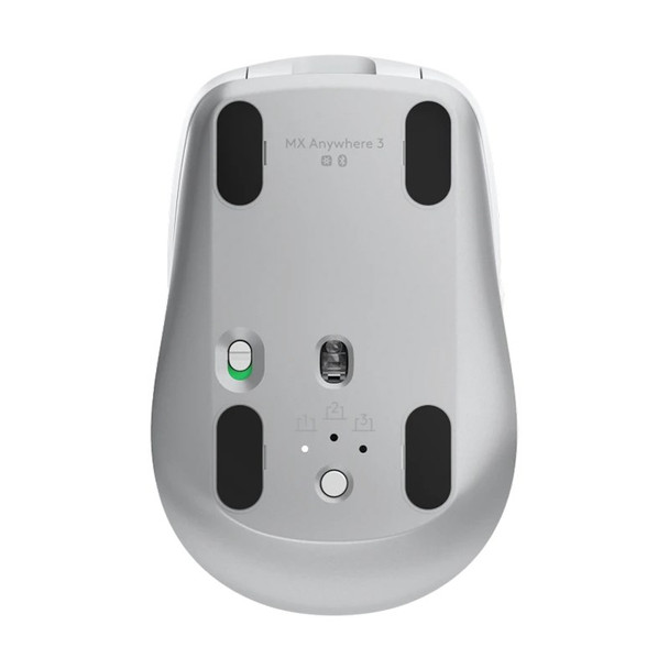 Logitech MX Anywhere 3 Wireless Mouse - Pale Grey Product Image 7