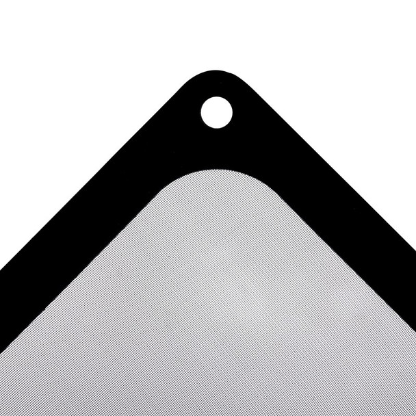 SilverStone 140mm Black Ultra Fine Magnetic Fan Filter - 3 Pack Product Image 3