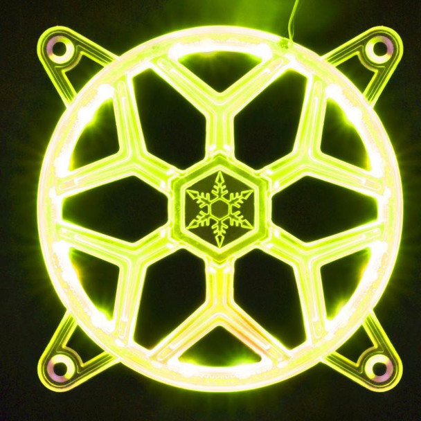 SilverStone FG141 140mm RGB LED Fan Grille Product Image 3