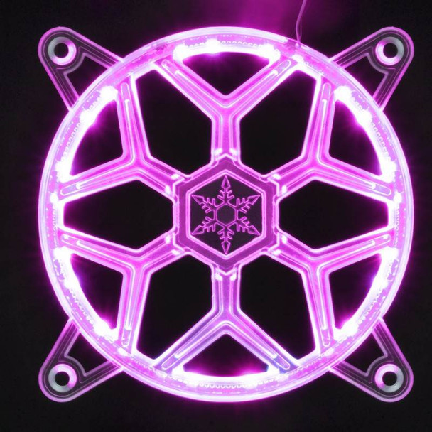 SilverStone FG141 140mm RGB LED Fan Grille Product Image 7