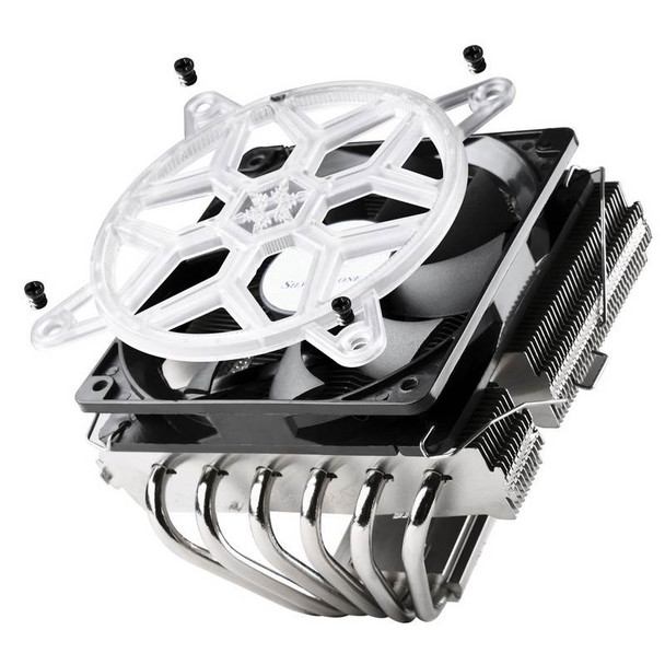 SilverStone FG141 140mm RGB LED Fan Grille Product Image 13