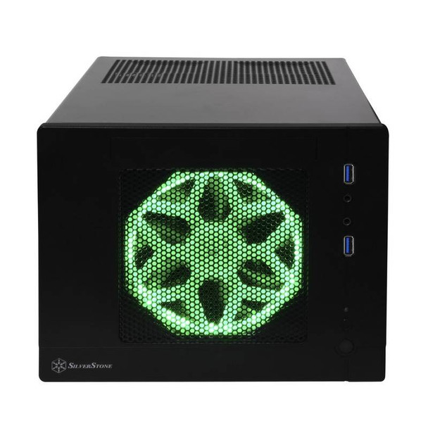 SilverStone FG141 140mm RGB LED Fan Grille Product Image 14