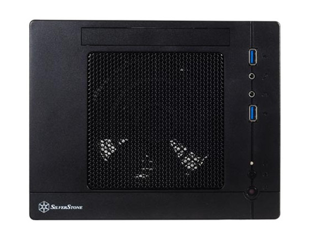SilverStone Black Sugo Series SG05 Lite SFF Chassis Product Image 2