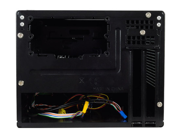 SilverStone Black Sugo Series SG05 Lite SFF Chassis Product Image 4