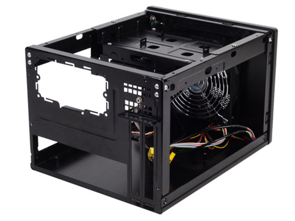 SilverStone Black Sugo Series SG05 Lite SFF Chassis Product Image 5