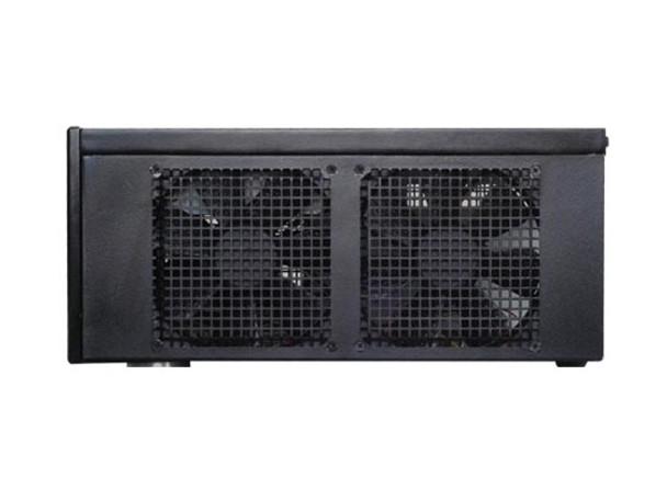 SilverStone GD04 Black HTPC Case No-PSU Product Image 4
