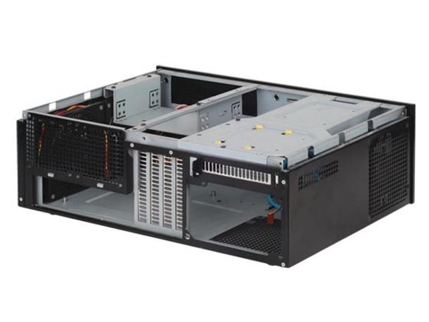 SilverStone GD04 Black HTPC Case No-PSU Product Image 6