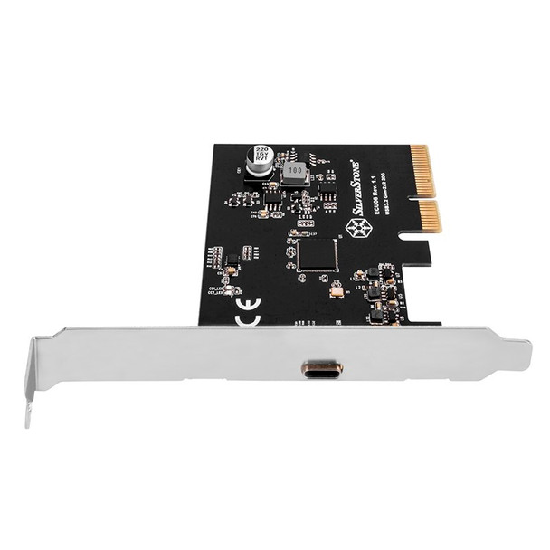 SilverStone ECU06 USB-C Gen 3.2 2x2 PCIe Expansion Card Product Image 5