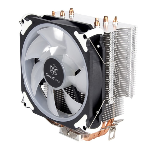 SilverStone Argon AR12 RGB CPU Air Cooler Product Image 6