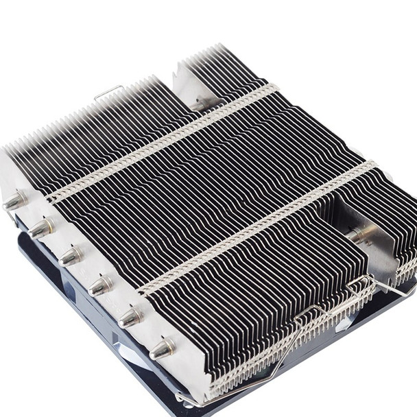 SilverStone NT06-PRO V2 CPU Air Cooler Product Image 6