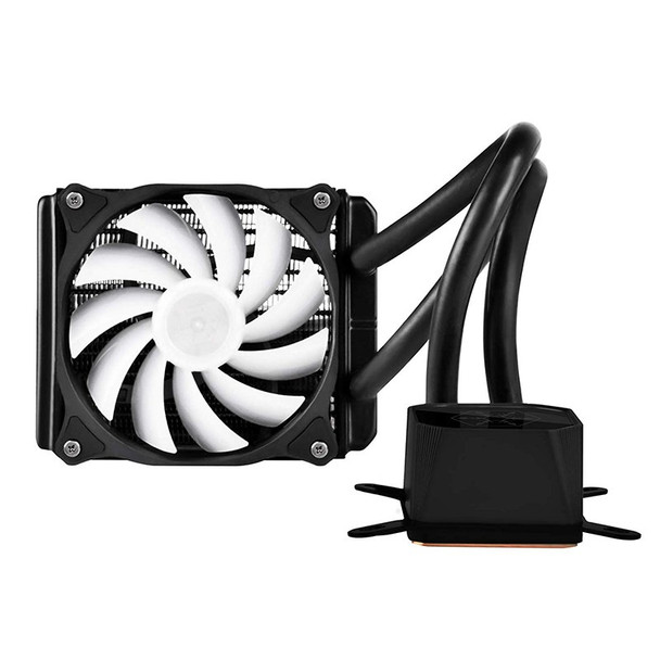 SilverStone Tundra TD03 RGB AIO 120mm CPU Cooler Product Image 2
