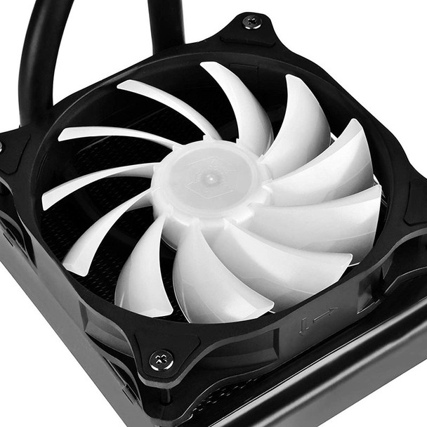 SilverStone Tundra TD03 RGB AIO 120mm CPU Cooler Product Image 6
