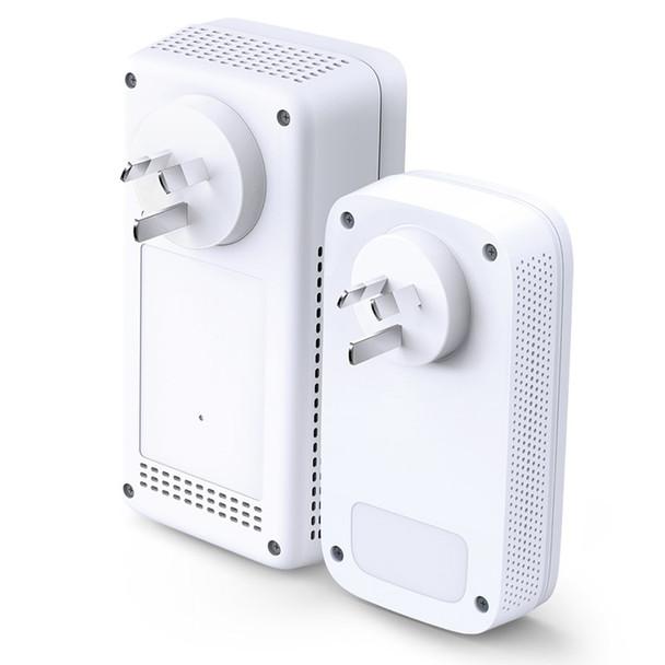 TP-Link TL-WPA8631P KIT AV1300 Wi-Fi Passthrough Powerline Range Extender Product Image 2