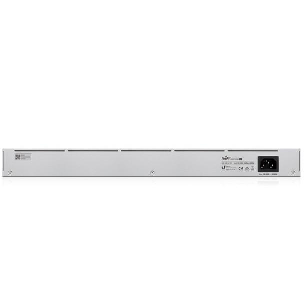 Ubiquiti UniFi Managed PoE+ 24 Port Gigabit Switch with 2 SFP Ports Product Image 4