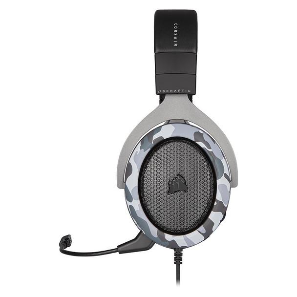 Corsair HS60 HAPTIC Surround 7.1 USB Gaming Headset Product Image 2