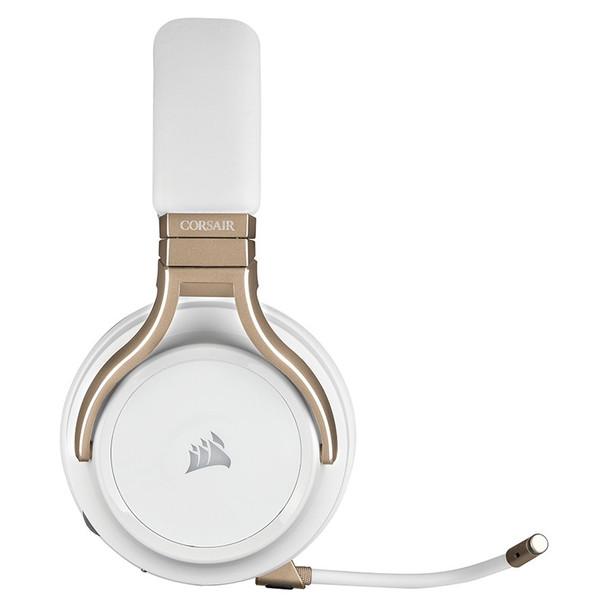 Corsair Virtuoso RGB Virtual 7.1 Wireless Gaming Headset - Pearl Product Image 6