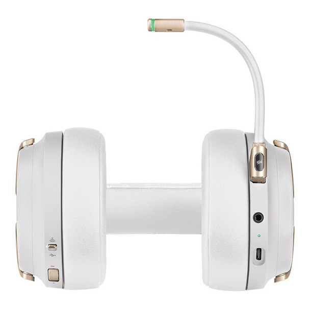 Corsair Virtuoso RGB Virtual 7.1 Wireless Gaming Headset - Pearl Product Image 8