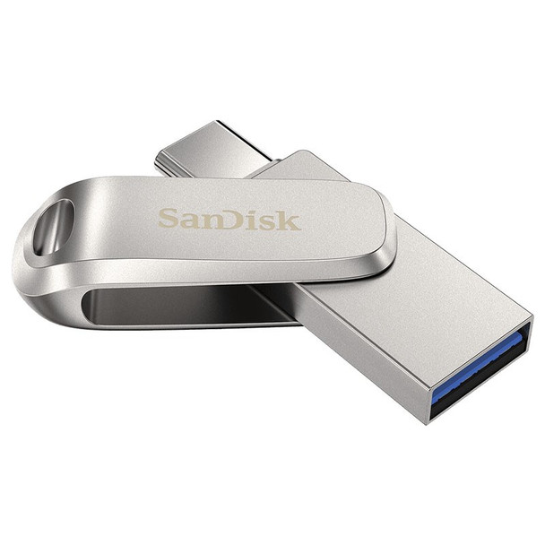 SanDisk 128GB Ultra Dual Luxe USB 3.1 Type-C and Type-A Flash Drive - 150MB/s Product Image 5