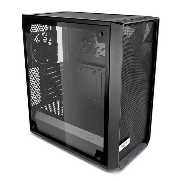 Fractal Design Meshify C Tempered Glass Mid-Tower ATX Case - ARGB Edition Product Image 2