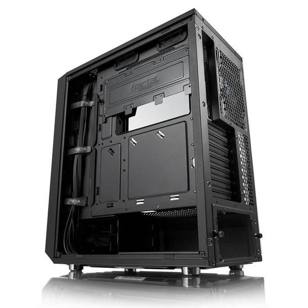 Fractal Design Meshify C Tempered Glass Mid-Tower ATX Case - ARGB Edition Product Image 4