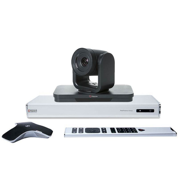 Image for Polycom RealPresence Group 310 with EagleEyeIV 4x Conference Camera AusPCMarket