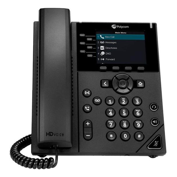 Image for Polycom VVX 350 6-Line Desktop Business IP Phone AusPCMarket