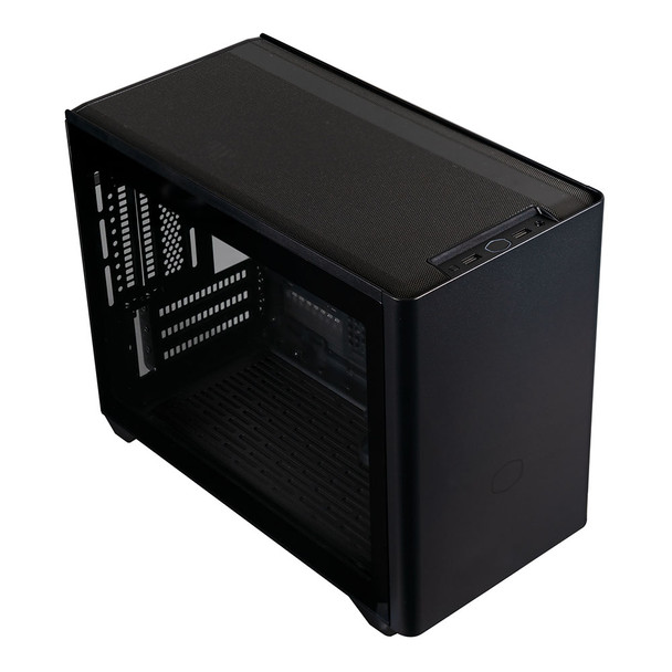 Image for Cooler Master MasterBox NR200P Mini ITX Case - Black AusPCMarket