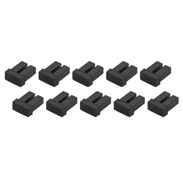 StarTech SFP Dust Covers for LC Ports - 10 Pack Product Image 2