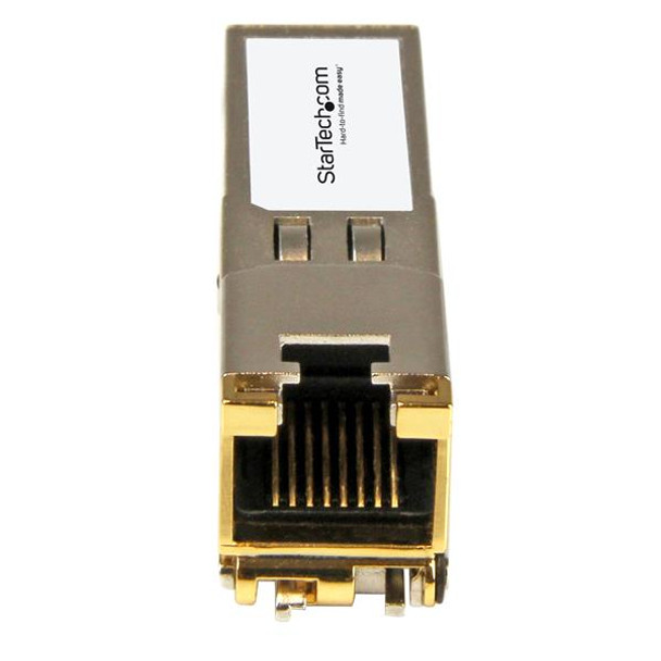 StarTech Palo Alto Networks GC Compatible SFP - 1000Base-TX - RJ-45 Product Image 3