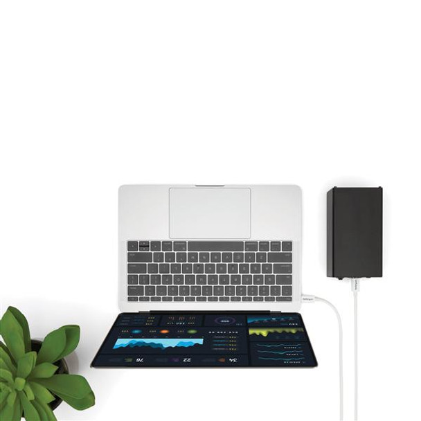 StarTech 1m Thunderbolt 3 Cable 20Gbps - White - Thunderbolt USB-C DP Product Image 6