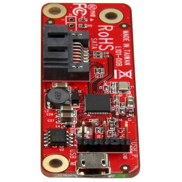 StarTech USB to SATA Converter for Raspberry Pi and other Dev Boards Product Image 3